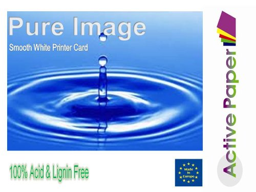 Pure Image Smooth 250gsm A6 200 sheets