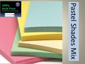 Colour Mix Paper A4 80gsm 1000 sheets