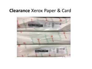 Xerox Colorprint 100gsm SRA2