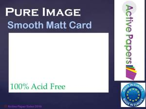 Pre Image Smooth 300gsm A1+ 25 sheets