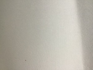 White Ribbed Card 300gsm