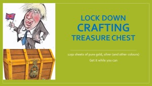 1250 Sheets Lock Down Special Treasure