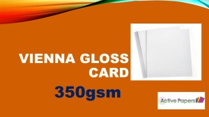 Vienna Gloss Card 350gsm