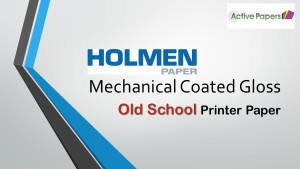 Mechanical Gloss 80gsm Holmen